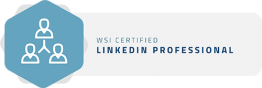 WSI Certified LinkedIn Professional