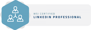 WSI Certified LinkedIn Professional - Internet Marketing Specialist