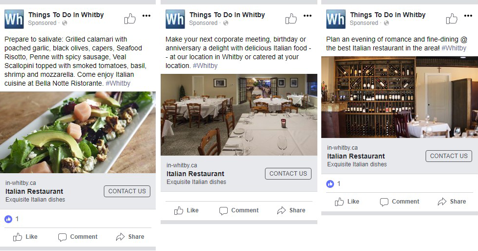 Community FB Ads