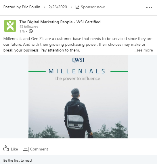 LinkedIn Company Page Post Image Not Wide Enough