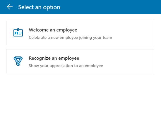 LinkedIn Company Page Celebrate a Teammate